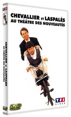 """Afficher """"Chevallier et Laspalès au Théâtre des Nouveautés"""""""