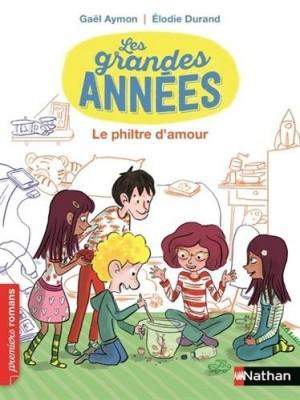 """Afficher """"Les grandes années n° 1 Le philtre d'amour"""""""