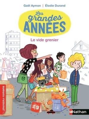 """Afficher """"Les Grandes années Le vide grenier"""""""