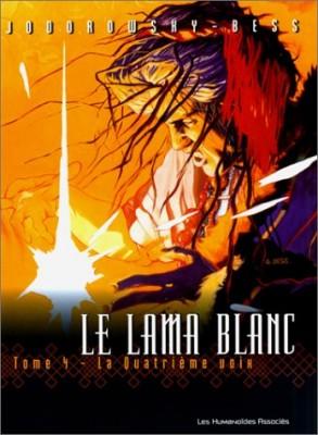 """Afficher """"Le lama blanc. n° 4 La quatrième voix"""""""
