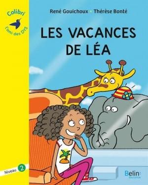 """Afficher """"Les vacances de Léa"""""""