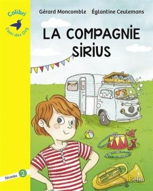 "Afficher ""La compagnie Sirius"""