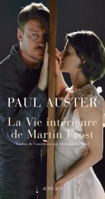 vignette de 'La vie intérieure de Martin Frost (Paul Auster)'