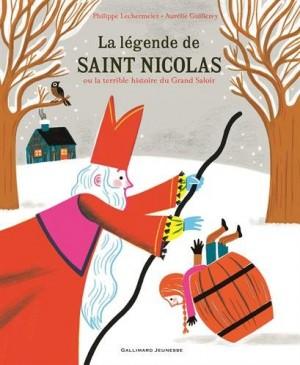 """Afficher """"La légende de Saint Nicolas ou la terrible histoire du grand saloir"""""""