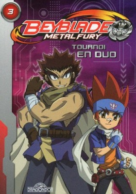 "Afficher ""Beyblade metal fury n° 3 Tournoi en duo"""