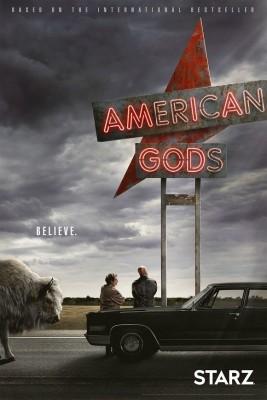 "Afficher ""American gods n° 1 American gods - Saison 1"""