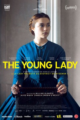 "Afficher ""The Young lady"""
