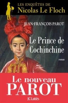 """Afficher """"Les enquêtes de Nicolas Le Floch, commissaire au Châtelet n° 14 Le prince de Cochinchine"""""""