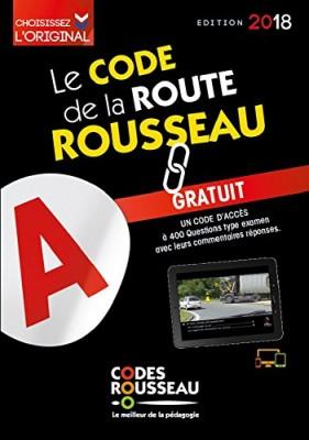 """Afficher """"code de la route Rousseau (Le)"""""""