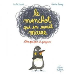 vignette de 'manchot qui en avait marre d'être pris pour un pingouin (Le) (Nicolas Digard)'