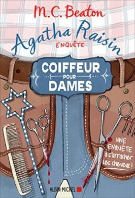"""Afficher """"Agatha Raisin enquête n° 8Coiffeur pour dames"""""""