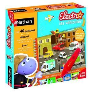 """Afficher """"Electro : Les véhicules"""""""