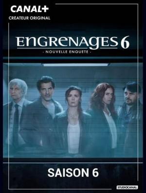 """Afficher """"Engrenages n° 6 Engrenages, saison 6"""""""