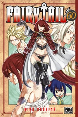 "Afficher ""Fairy Tail n° 60"""