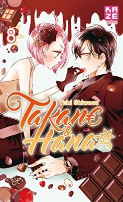 """Afficher """"Takane & Hana n° 8"""""""