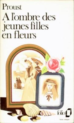 """Afficher """"A la Recherche du temps perdu n° 2 A l'ombre des jeunes filles en fleurs"""""""