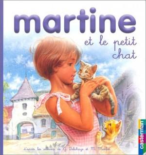 """Afficher """"Mes premiers Martine n° 9 Martine et le petit chat"""""""