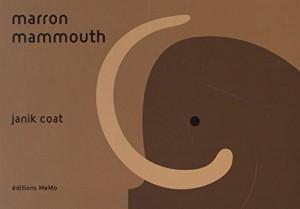 """Afficher """"Marron mammouth"""""""
