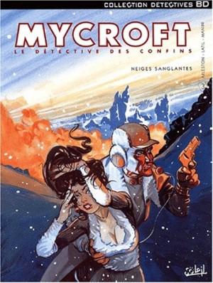 "Afficher ""Mycroft n° 3 Neiges sanglantes"""