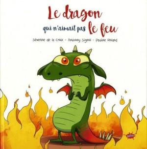 """Afficher """"Le dragon qui n'aimait pas le feu"""""""