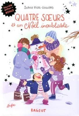 """Afficher """"Quatre soeurs Quatre soeurs et un Noël inoubliable"""""""