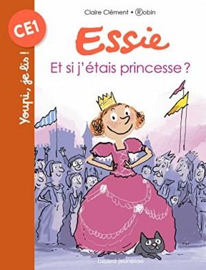 """Afficher """"Essie n° 4 Et si j'étais princesse ?"""""""