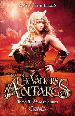 """Afficher """"Les chevaliers d'Antarès n° 3 Manticores"""""""
