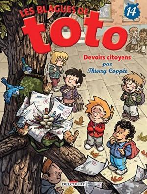 """Afficher """"Les blagues de Toto n° 14 Devoirs citoyens"""""""