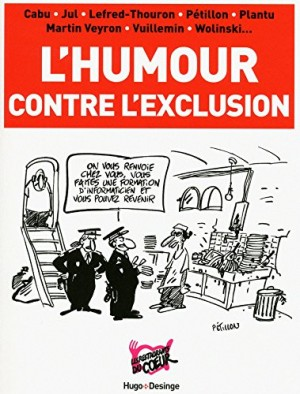 """Afficher """"L'humour contre l'exclusion"""""""