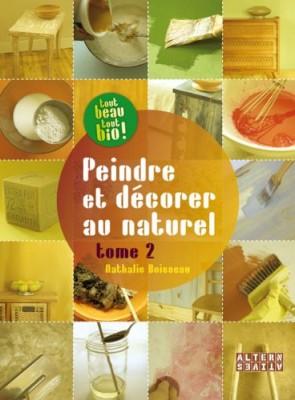 """Afficher """"Peindre et décorer au naturel n° 2"""""""