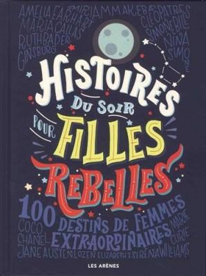 """Afficher """"Histoires du soir pour filles rebelles"""""""