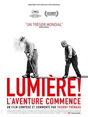 """Afficher """"Lumiere ! l'aventure commence - dvd"""""""