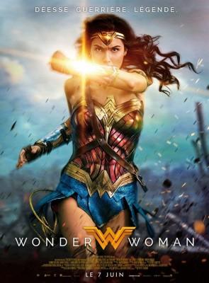 vignette de 'Univers cinématographique DC n° 4<br /> Wonder woman (Patty Jenkins)'