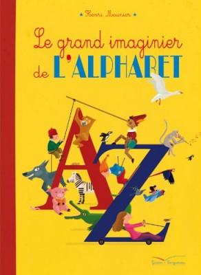 """Afficher """"Le grand imaginier de l'alphabet"""""""