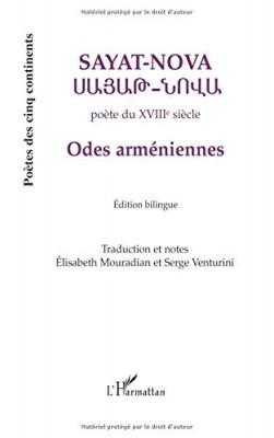 """Afficher """"Odes arméniennes"""""""