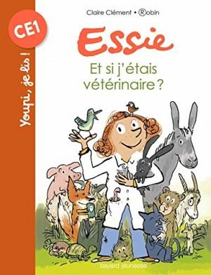 """Afficher """"Essie n° 10 Et si j'étais vétérinaire ?"""""""