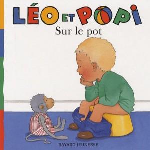 """Afficher """"Léo et Popi Sur le pot"""""""