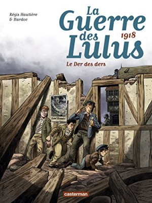 """Afficher """"La guerre des Lulus n° 05<br /> Le der des ders"""""""