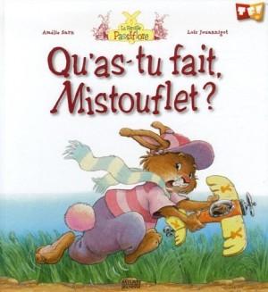 """Afficher """"La famille PassifloreQu'as-tu fait, Mistouflet ?"""""""