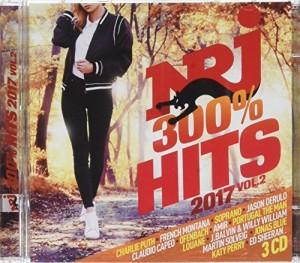 "Afficher ""NRJ 300% hits 2017, vol. 2"""