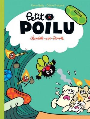vignette de 'Petit Poilu n° 21<br />Chandelle-sur-Trouille (Pierre Bailly)'