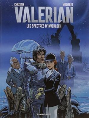 "Afficher ""Valérian n° Tome 11 Les spectres d'Inverloch"""