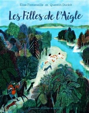 vignette de 'Les filles de l'aigle (Elise Fontenaille)'
