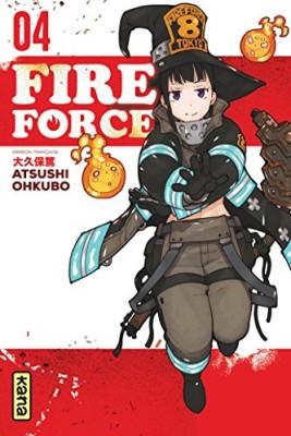"""Afficher """"Fire force."""""""