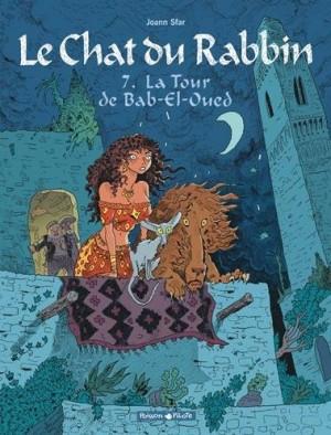 """Afficher """"Le Chat du Rabbin n° 07 La tour de Bab-El-Oued"""""""