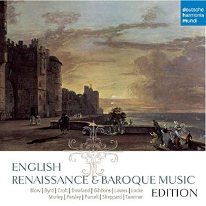 "Afficher ""English renaissance & baroque music edition"""
