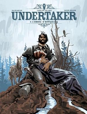 "Afficher ""Undertaker n° 4 L'ombre d'Hippocrate"""