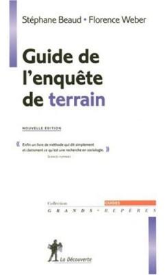 """Afficher """"Guide de l'enquête de terrain"""""""
