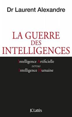 """Afficher """"La guerre des intelligences"""""""