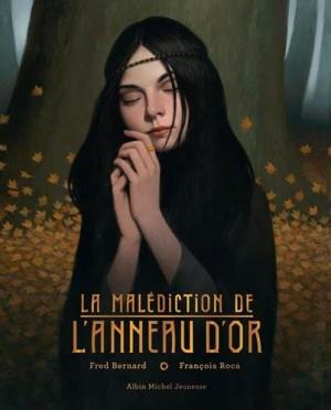 vignette de 'La malédiction de l'anneau d'or (Frédéric Bernard)'